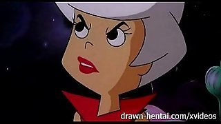 Jetsons Hentai - Judy&#039_s sex date
