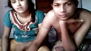 Bangla deshi Hot Couple  Fucking on webcam -Live sex on hotcamgirls .in