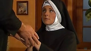 The horny nun