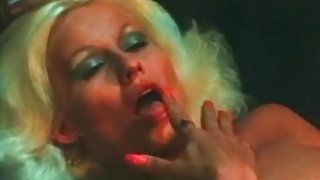 Classic Blonde Vintage Fucking