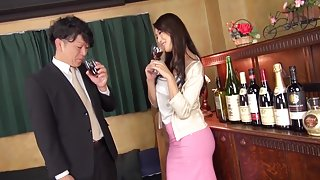 Incredible Japanese whore Reiko Kobayakawa in Horny face sitting, big tits JAV movie
