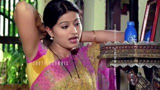 sneha yummy wet armpit in sexy saree