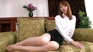 Incredible Japanese girl Shihori Inamori in Fabulous JAV censored MILFs, Hairy movie