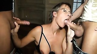 French mature sophie double penetr Cathi from 1fuckdatecom