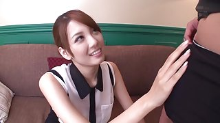 Exotic Japanese whore Shion Utsunomiya in Hottest couple, masturbation JAV video